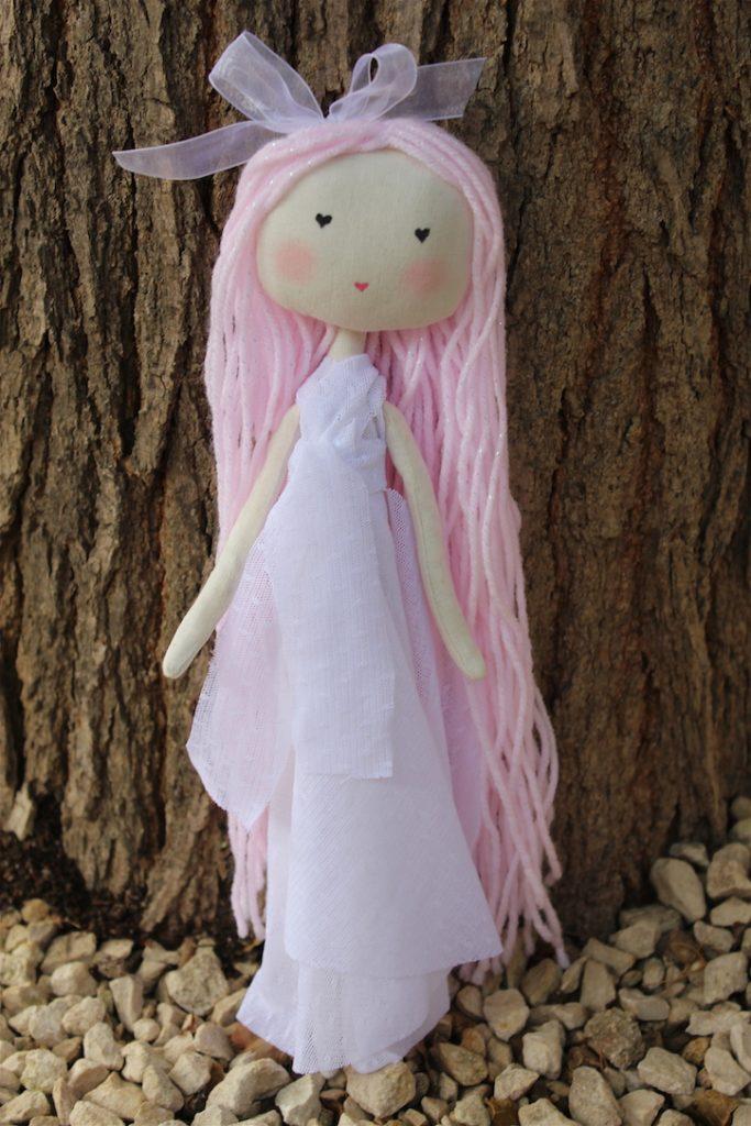 kit poupée Melle coeur