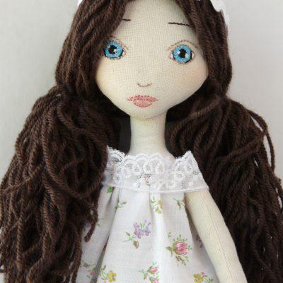 kit poupée romanelle