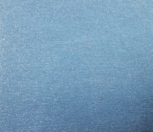 tissu extensible bleu