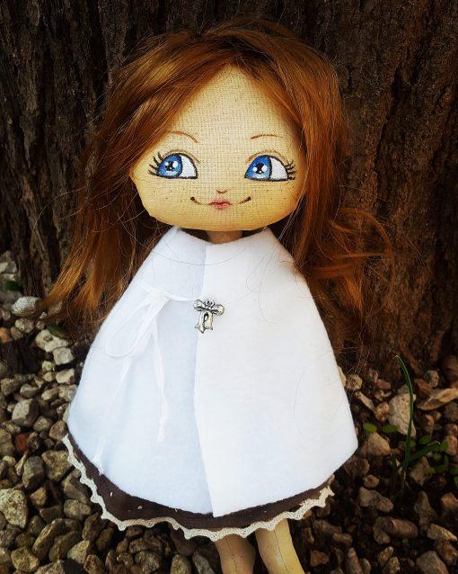 kit poupée Ambre
