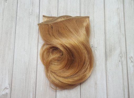 cheveux pour poupée blond
