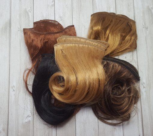 cheveux poupée