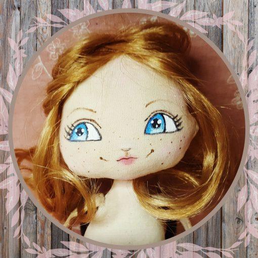 Ambre kit poupée marie gilles