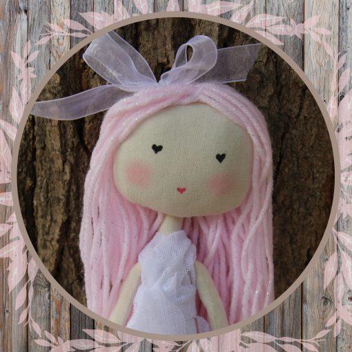 Melle coeur kit poupée marie gilles
