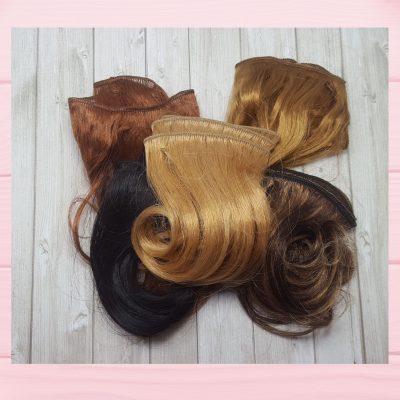 mèches de cheveux pour cheveux