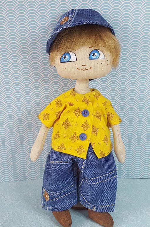 Arthur kit poupée garçon