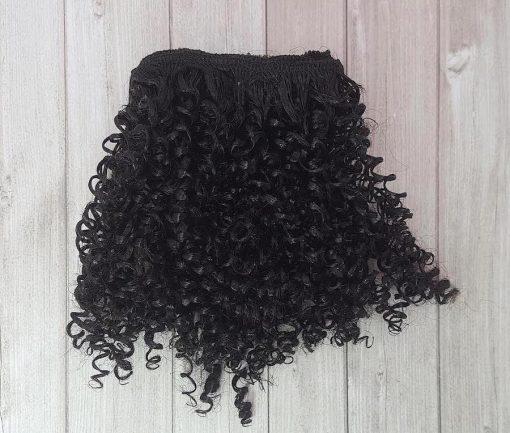 cheveux petites boucles