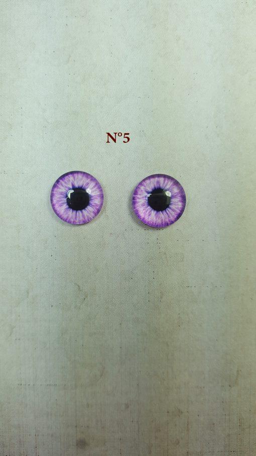 eyechip à coller 12mm