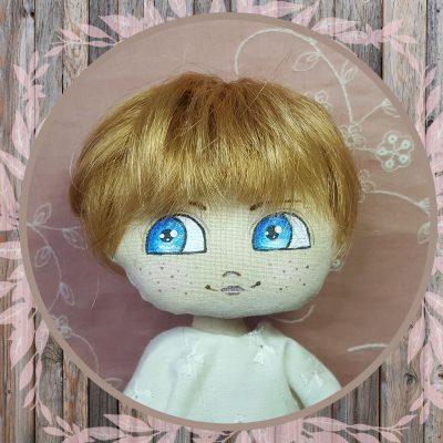Arthur kit poupée marie gilles