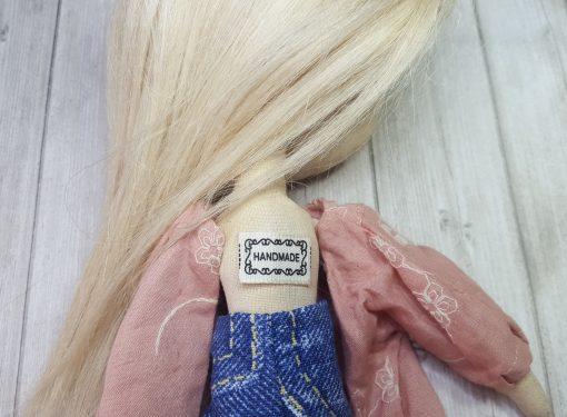 étiquette handmade