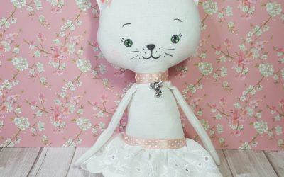 kit poupée chat