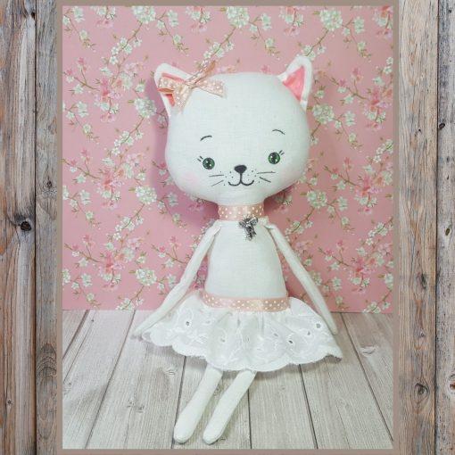 kit poupée chat marie gilles