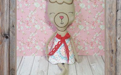 Lama kit enfant poupée à customiser marie gilles