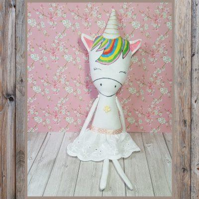 licorne kit poupée marie glles