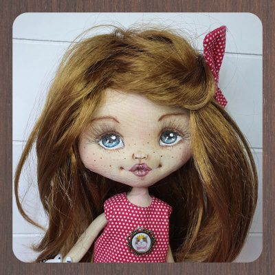 poupée Clémentine